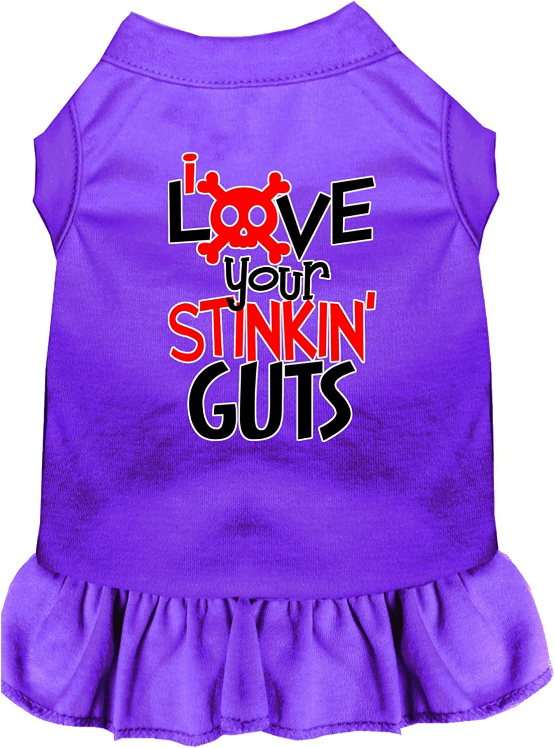 Mirage Max Many popular brands 55% OFF Pet Product Love Your Stinkin Dress Print Screen Guts Dog