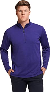 Russell Athletic Men's Lightweight Performance 1/4 Zip