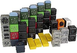 Modular Robotics Cubelets Robot Blocks - Code & Construct Educator Pack - STEM Education & Coding Robot, Free Lesson Plans, Ages 4+
