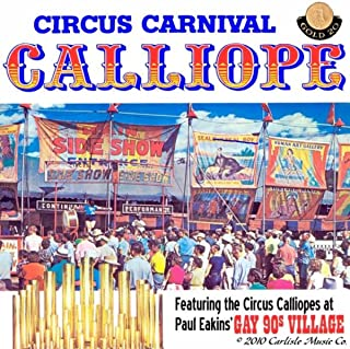 Circus Carnival Calliope (Official Release)