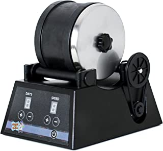 Discover with Dr. Cool PRO Series Rock Tumbler - Turn Rocks into Stunning Gemstones!