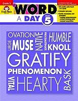 A Word a Day, Grade 5 - Teacher's Edition, E-book