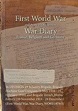 16 DIVISION 49 Infantry Brigade, Brigade Machine Gun Company (1 May 1916 - 28 February 1918) and Brigade Trench Mortar Battery (10 November 1914 - 28 December) ... : (First World War, War Diary, WO95/1979/5)