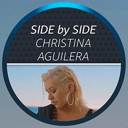 Amazon com: Side by Side with Christina Aguilera: Amazon Music: MP3