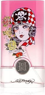 Ed Hardy Born Wild by Christian Audigier for Women, Eau de Parfum Spray, 1.7 Ounce