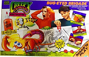 Toymax Vintage Creepy Bug-Eyed Brigade Make 'n Play Pak