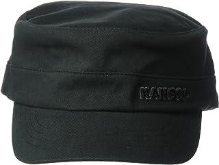 Kangol Mens Standard Flexfit Army Cap Black 4a575c83744
