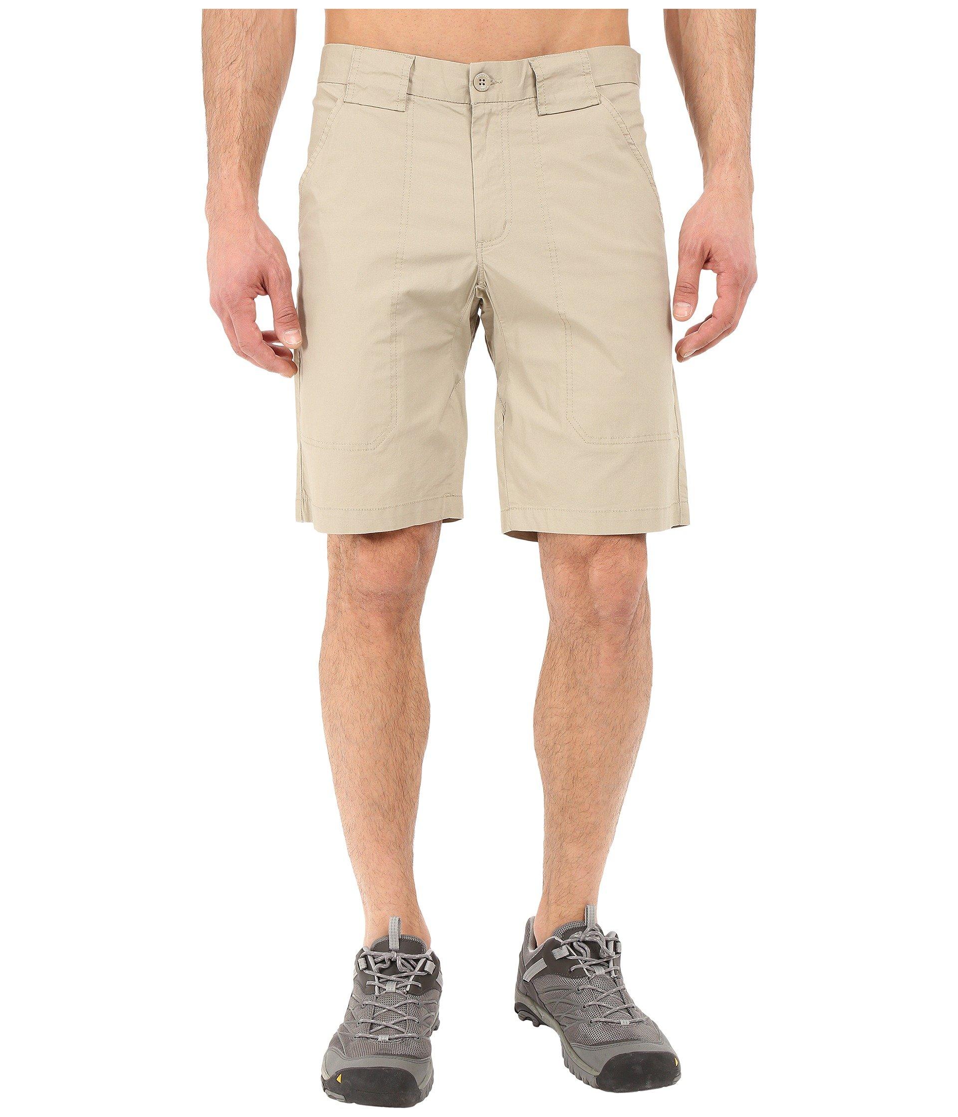 Pantaloneta para Hombre Woolrich Lighthouse Rock Utility Shorts  + Woolrich en VeoyCompro.net