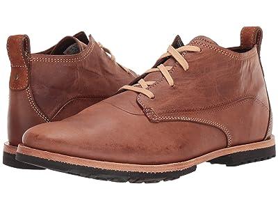 Timberland Boot Company Bardstown Plain Toe Chukka (Medium Brown Full-Grain) Men