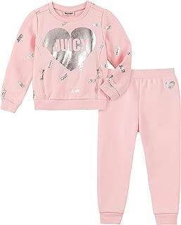 Baby Girls 2 Pieces Sweater Pants Set