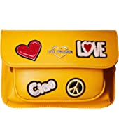 LOVE Moschino - Patch Fanny Bag