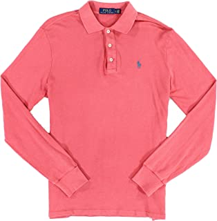 Mens Spa Terry Rugby Polo Shirt