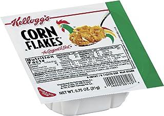 Kellogg's Corn Flakes, Breakfast Cereal, Original, .75oz (96 Count)
