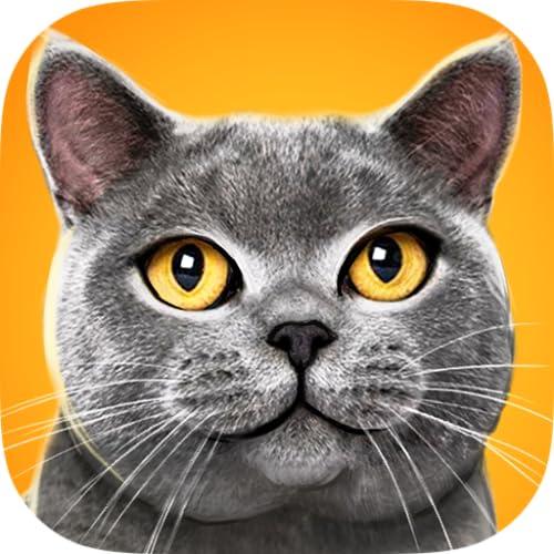 Virtuelle  Katze 3D