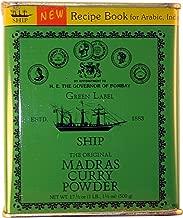 Ship Madras Curry Powder, 500-gram (Pack of 2)