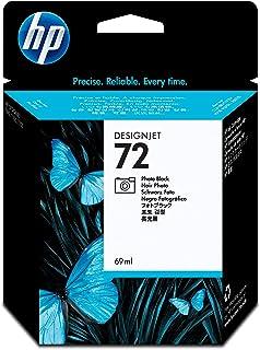 HP original ink C9397A, HP 72, photo black, 69ml, HP Designjet T1100, T770