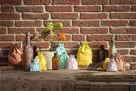 Lot de 10 sacs en velours avec cordeli/ère le calendrier de l`Avent No/ël produits cosm/étiques emballage cadeau /él/égant pour bijoux dimension 30 x 20 cm