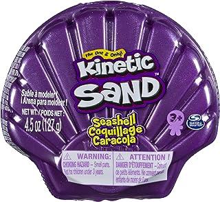 Kinetic Sand Seashell Purple 127g