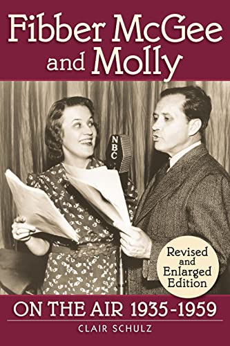 Books By Clair Schulz_fibber Mcgee Molly On The Air 1935 1959 ...