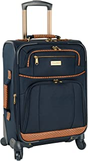 Carry On Luggage - 20 Inch Lightweight Expandable Rolling Spinner Luggage with Wheels Travel Suitcase
