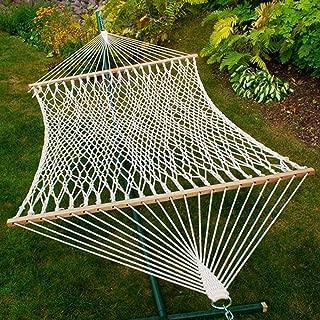 Algoma Net 11' Cotton Rope Hammock -