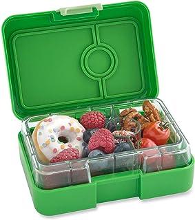Yumbox MiniSnack Leakproof Snack Box (Cilantro Green MiniSnack)
