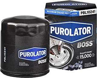 Purolator PBL10241 Black Single PurolatorBOSS Maximum Engine Protection Spin On Oil Filter