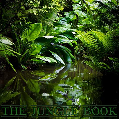 cristiano bomba preferir  The Jungle Book VIP Edition, Pt. 4 by Rudyard Kipling on Amazon Music -  Amazon.com