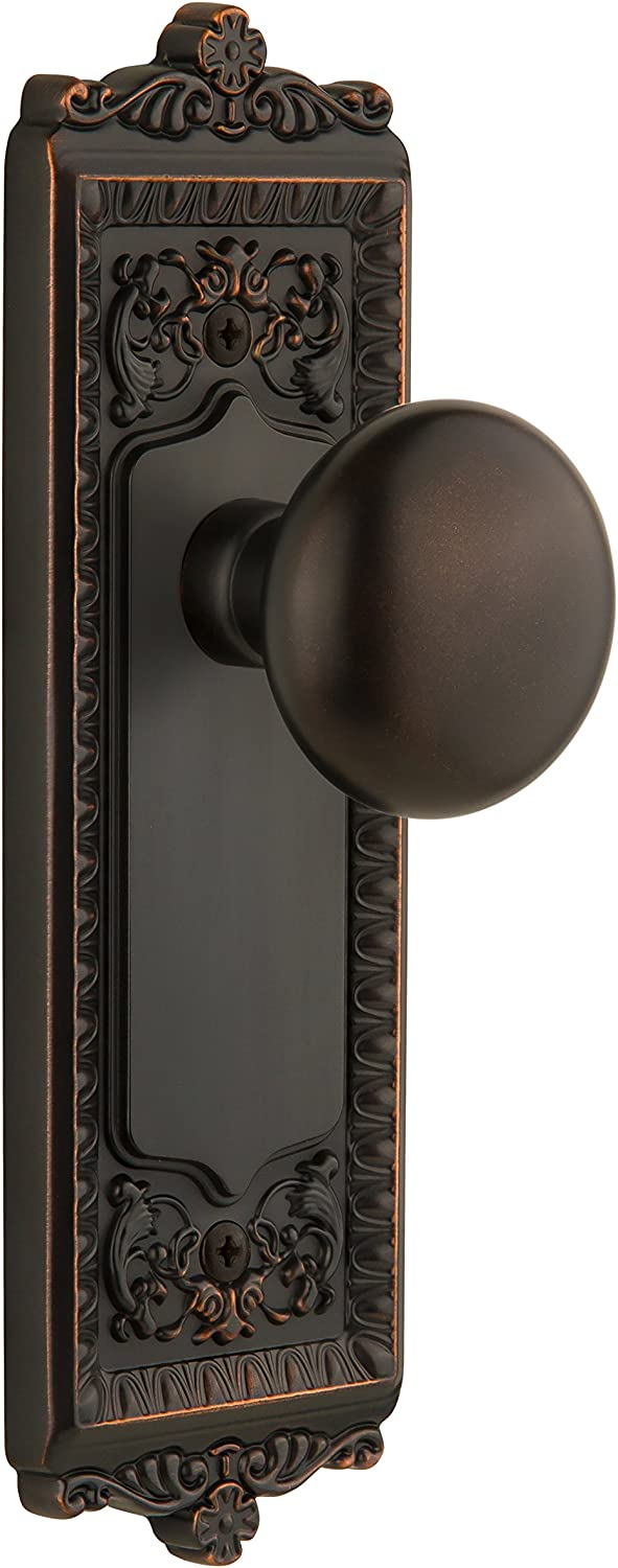 Grandeur Windsor Plate Limited price with Fifth Knob Avenue Tim Dummy Double Austin Mall