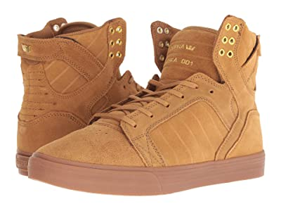 Supra Skytop (Tan/Light Gum) Men