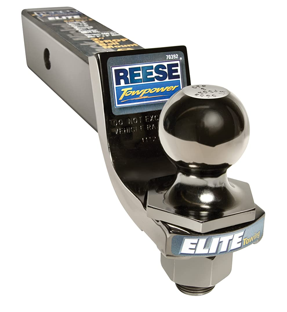 Reese 7039200 Class III Interlock Ball And Ball Mount Combination