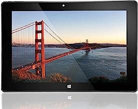 "10"" Windows 10 Fusion5 Ultra Slim Windows Tablet PC- (4GB RAM, 128GB Storage, USB 3.0, Intel, 5MP and 2MP Cameras, Windows 10 S Tablet PC) (128GB)"