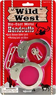 Toysmith Metal Handcuffs