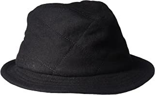 Men's Huck Knit Fedora Hat