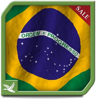 Awesome Brazilian Flag - A perfect app for celebrating Brazil national and Independence Day