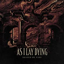 As I Lay Dying - Shaped By Fire beer / black splatter in (2019) LEAK ALBUM