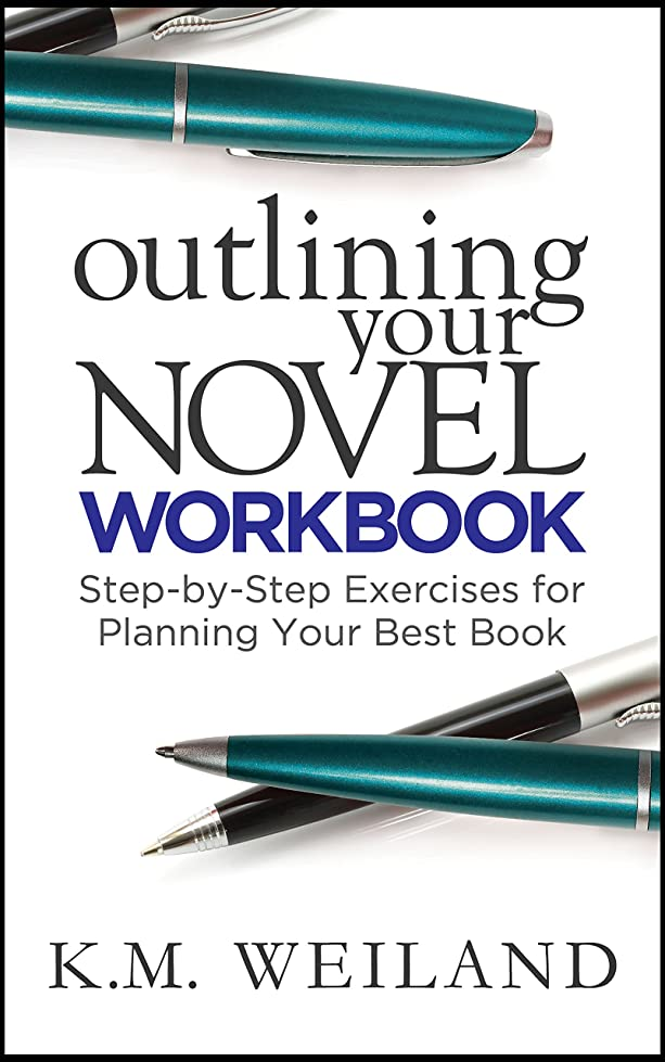 Outlining Your Novel Workbook: Step-by-Step Exercises for Planning Your Best Book (Helping Writers Become Authors 2) (English Edition)