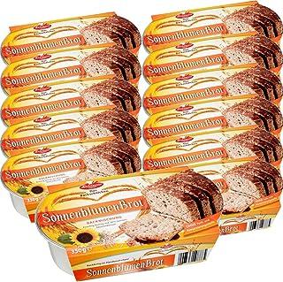 BIELMEIER KÜCHENMEISTER Brotbackmischung Sonnenblumenbrot 12 Stück á 350 g made in Germany