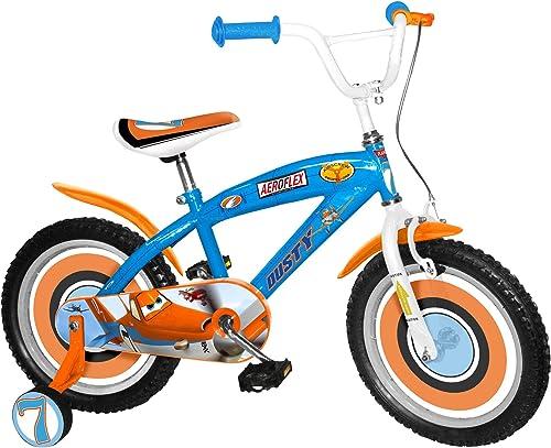 ahorra hasta un 80% Stamp Sello Disney Aviones Aviones Aviones Bicicleta con rodamiento de Bolas Llantas de Acero Frenos de Parte Trasera Posavasos  la red entera más baja