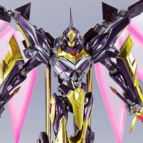 Bandai Metal Robot Spirits Side KMF Lancelot Albion Zero Code Geass  Lelouch of The Rebellion