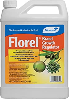 Monterey LG4110 Florel Regulator Nutrient Supplement and Spray for Plant Growth, 1 Gal, 1 Gal
