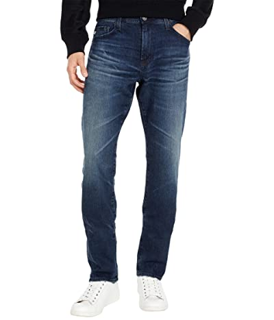 AG Adriano Goldschmied Everett Slim Straight Leg Jeans in 5 Years Framework (5 Years Framework) Men