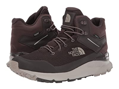 The North Face Vals Mid WP (Coffee Brown/Goat Beige) Men