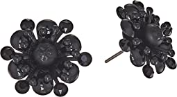 Tory Burch - Enamel Flower Stud Earrings