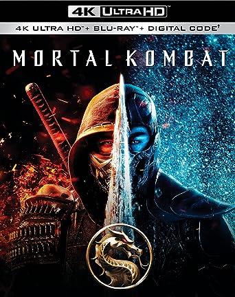 Poster. Mortal Kombat