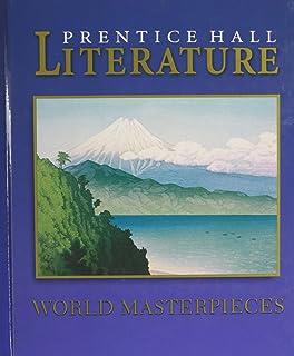 Prentice Hall Literature: World Masterpieces