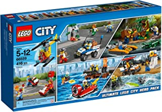 LEGO City Super Pack 66559 - Target Exclusive 5pk
