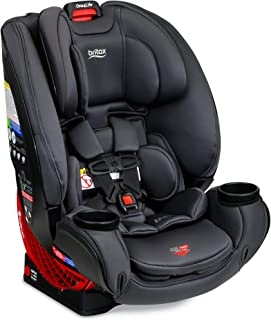 Britax One4Life ClickTight All-In-One Car Seat – 10 Years of Use – Infant, Convertible, Booster – 5 to 120 Pounds, Cool Fl...