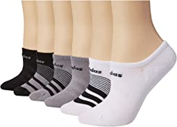 Superlite Super No Show Socks 6-Pack