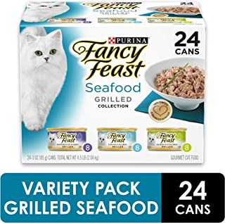 Best calories in fancy feast can Reviews